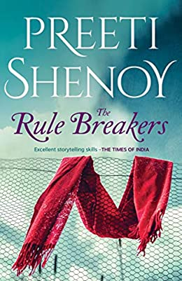 All Preeti Shenoy Books List : The Rule Breakers