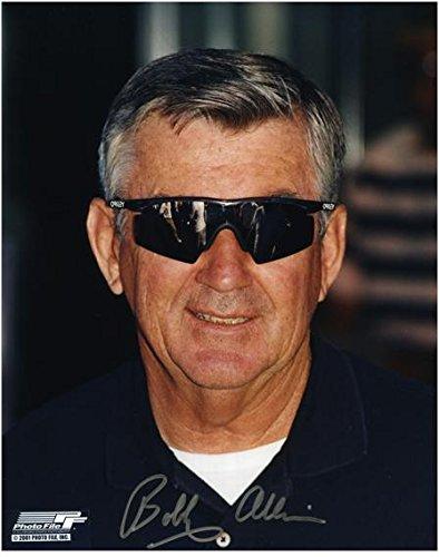 Bobby Allison Autographed 8