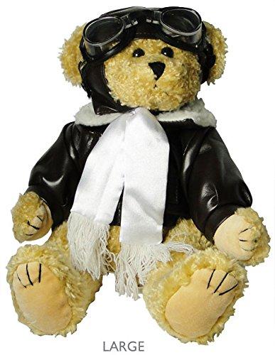 Bear Aviator (Pilot Teddy Bear - Baby)