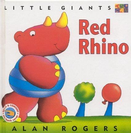 Red Rhino - Alan Rogers