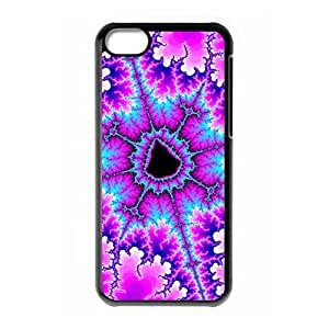 Mysterious Tie Dye logo for iPhone 5C back case
