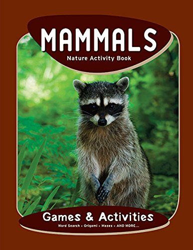 Read Online Mammals Nature Activity Book (Nature Activity Book Series) pdf