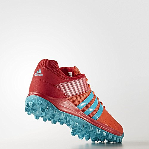 Ss18 De Red Adidas Srs Aqua Chaussures 4 M Blue Hockey 8wqdgSanS