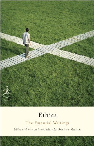 Ethics: The Essential Writings (Modern Library Classics)