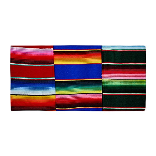 CafePress - Serape Stripes - Large Beach Towel, Soft 30''x60'' Towel with Unique Design by CafePress