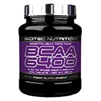 Scitec Nutrition BCAA 6400 Essential Amino Acids Tablets - 375 Tabs