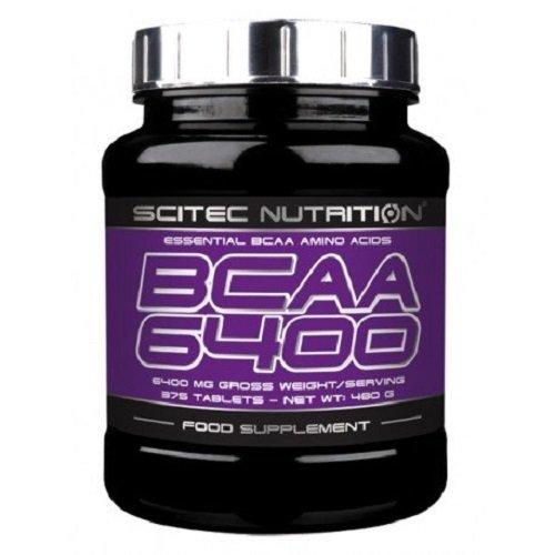 Scitec Nutrition BCAA 6400 375圧縮する   B00CBEJITW