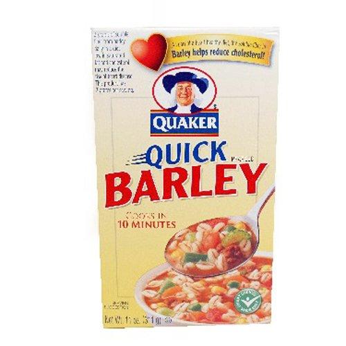 Quaker Quick Barley 11 oz - 6 Unit Pack