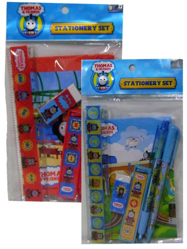 #1 Thomas & Friends Stationery Set of 2 (Thomas And Friends Costumes)