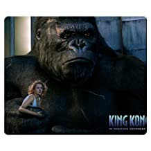 26x21cm 10x8inch game Mouse Mat rubber cloth High quality natural rubber King Kong