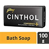 Cinthol Bathing Soap, Confidence, 100g