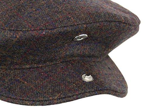 f031652ab2a Epoch hats Men s Premium Wool Blend Classic Flat IVY newsboy Collection Hat