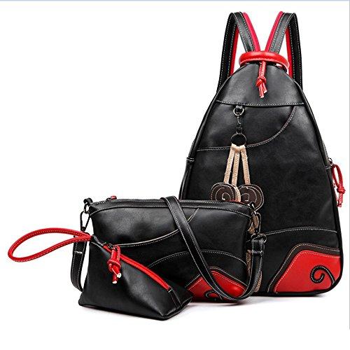 becoler-backpack-three-piece-retro-soft-leather-backpack-school-bag-for-women-girls-black