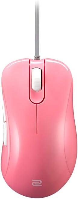 BenQ Zowie Divina EC2-B - Ratón para e-Sports, Color Rosa