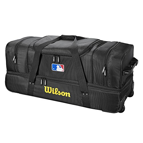 Wilson Sporting Goods Umpire Bag, Black