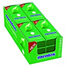 Mentos NOWMint Tin, Spearmint, 1.09 ounces/50 pieces (Pack of 12)