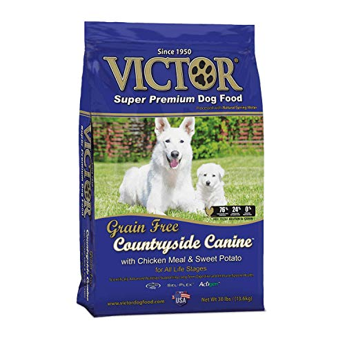 Victor Countryside Canine With Chicken Meal Grain Free Dry Dog Food, 30 Lb. Bag