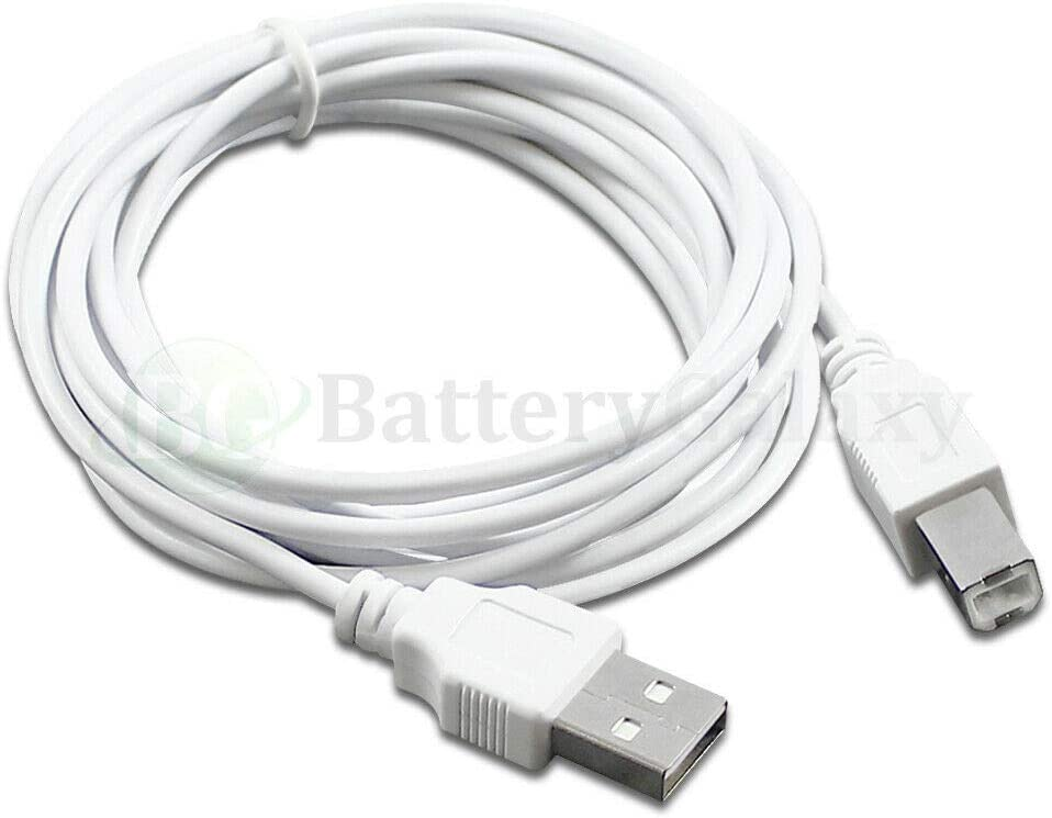 UA1-B1 15ft, 25 1-100 Lot 6 10 15 USB2.0 A Male to B Male Printer Scanner Cable Cord