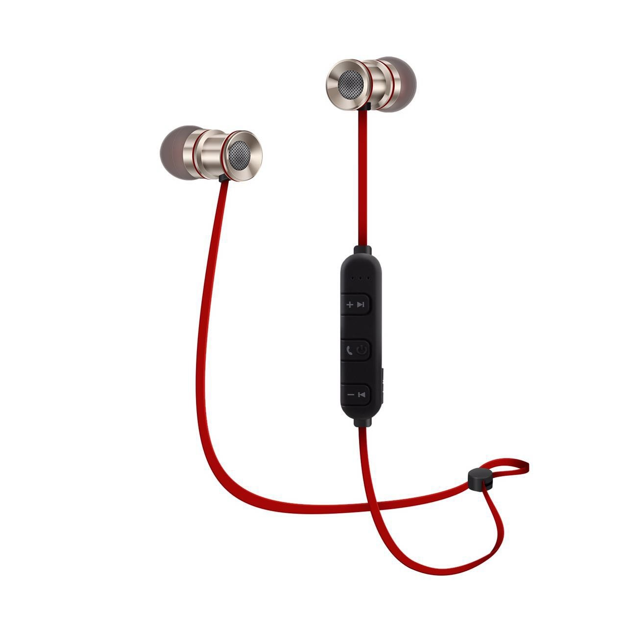 Fashion In-ear-Sport-Stereo-Magnetic- Wireless-Bluetooth Earphone, compatible with most universal bluetooth devices such as androids by UAKAM by UAKAM (Image #5)