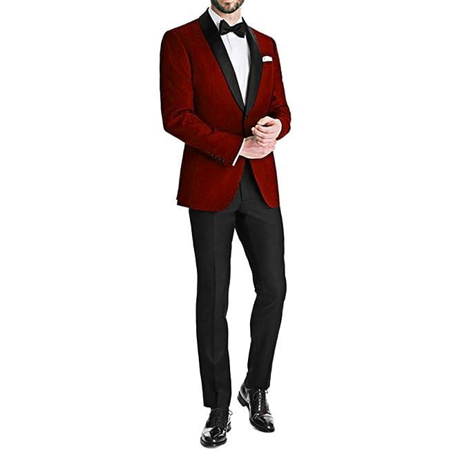 Suit Me 2 piezas 1 botš®n smoking traje de fiesta de la boda chaqueta del  traje masculino 829fb60c1d7
