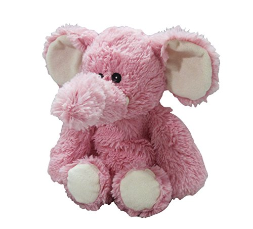 Intelex Warmies Microwavable French Lavender Scented Plush Elephant -