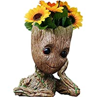 B-BEST Guardians of The Galaxy Groot Pen Pot Tree Man...