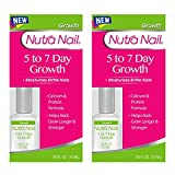 Nutra Nail 5 to 7 Day Growth Calcium Formula, 0.45 Fluid Ounce (Pack Of 2)