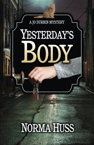 Yesterday's Body pdf