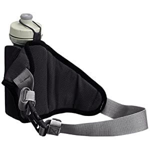 Nathan Triangle Waist Pack, Black