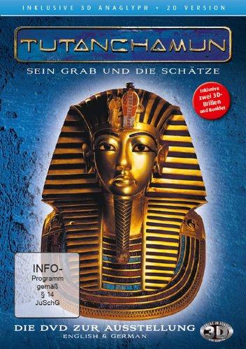 Tutanchamun - Sein Grab und seine Schätze 3D + 2D anaglyph ()