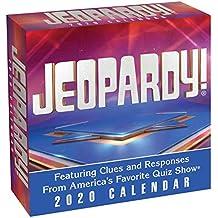 Jeopardy! 2020 Day-to-Day Calendar