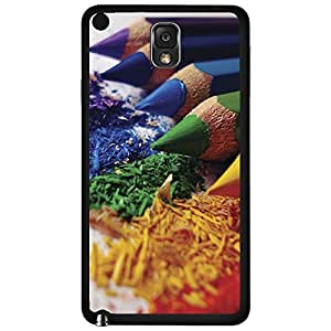 Artists Color Pencil Hard Snap on Phone Case (Note 3 III)