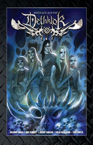 Metalocalypse: Dethklok by Dark Horse