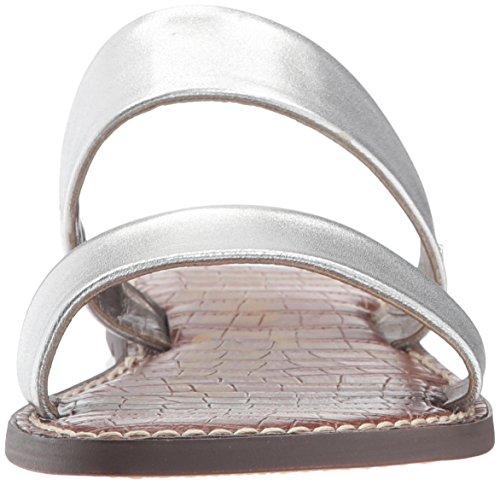 Sam Edelman Gala Sandal Slide Silver Women's aarqxwP