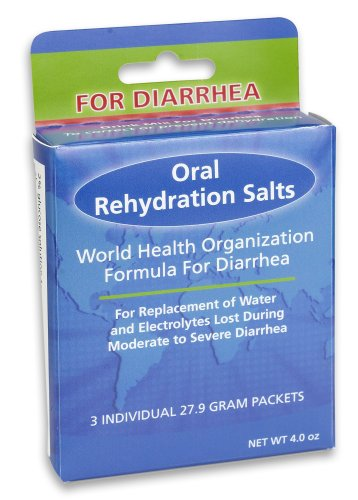 (Oral Rehydration Salts 3-Pack)