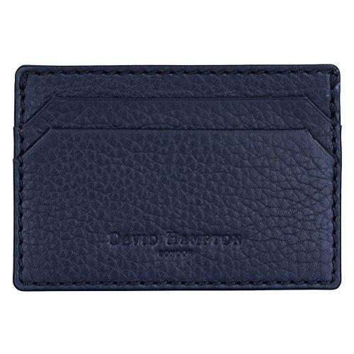 Slim Holder Midnight David Hampton David Richmond Hampton Card Leather wx84anXp0q