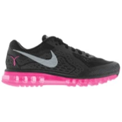 huge selection of fc562 e9653 Amazon.com   NIKE Air Max 2014 - Black Pink - Breast Cancer Awareness - 060  - Size 9   Running