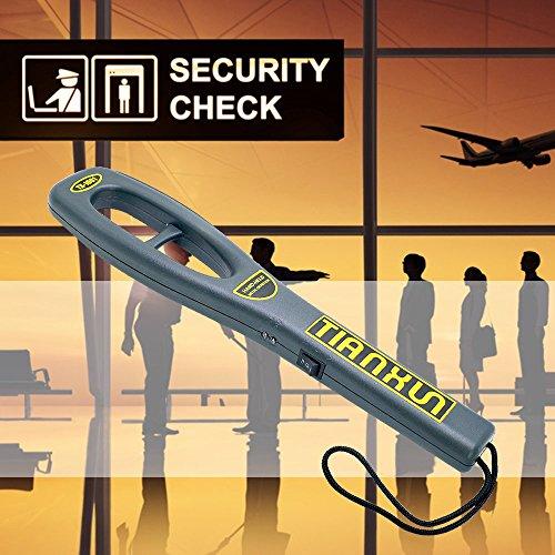 Amazon.com : Pro Detector TX-1001 Security Hand-Held Metal Detector : Garden & Outdoor