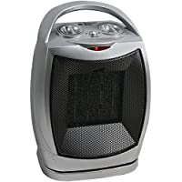 COMFORT ZONE CZ449 Oscillating Ceramic Heater