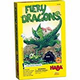 haba space - HABA Fiery Dragons - A Challenging Memory Competition Game for Ages 5 + (Made in Germany)