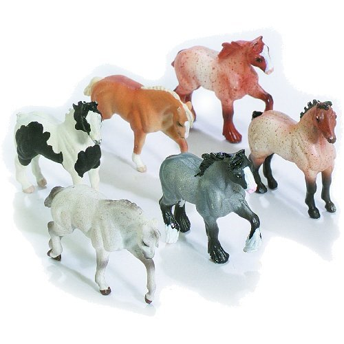 Breyer Mini Whinnies - Draft Horses