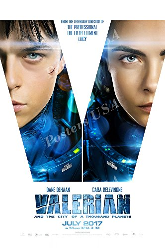 Posters USA - Valerian and the City of A Thousand Planets Mo