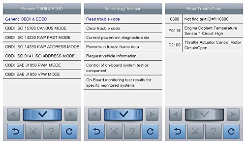 Carecar Ts760 Auto Comprehensive Diagnostic Scan Tool Multi-System