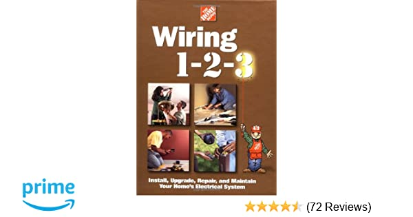 Wiring 1-2-3 (Home Depot ... 1-2-3): Home Depot Books ... on