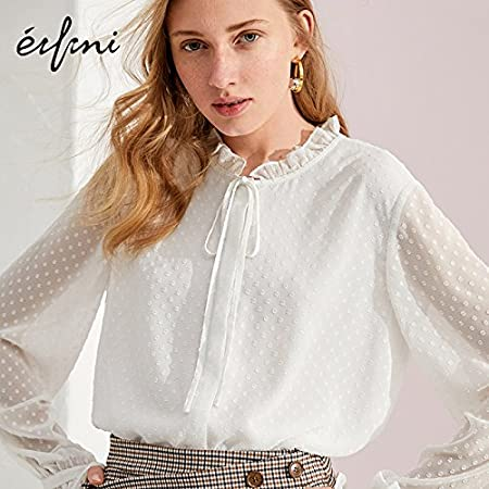 XXIN /Camisa/Camiseta Blanca Nieve Long-Sleeved Camisas ...