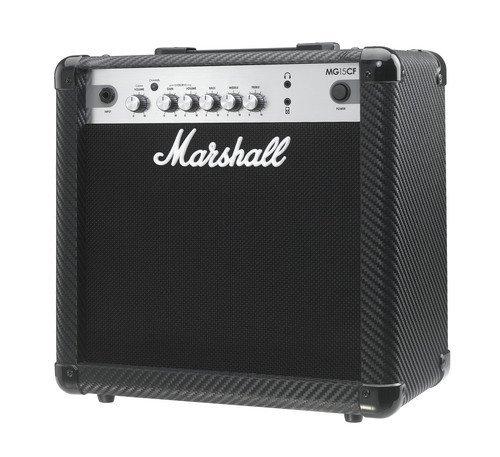 Marshall MG15CF MG Series 15-Watt Guitar Combo Amp