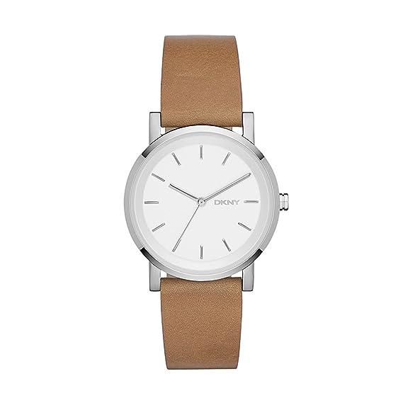 Reloj Dkny Donna Karan Soho Ny2339 Mujer Blanco