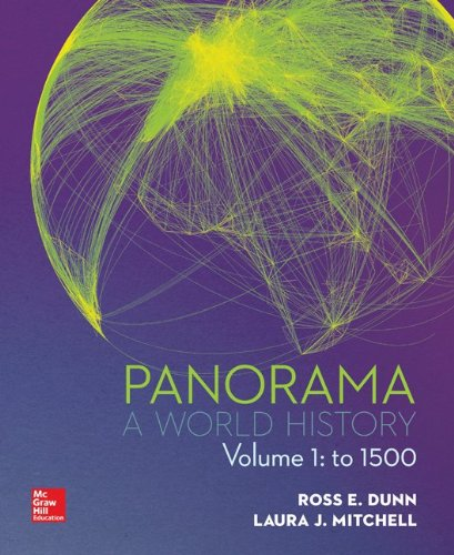 Panorama Volume 1 with Connect 1-Term Access Card by McGraw-Hill Education