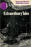 img - for Extraordinary Tales. Edited and Translated with a Foreword by Anthony Kerrigan book / textbook / text book
