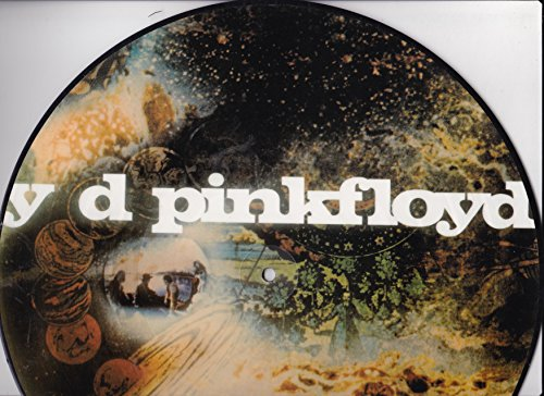 Pink Floyd - A Saucerful of Secrets - Picture Disc LP - UK Import